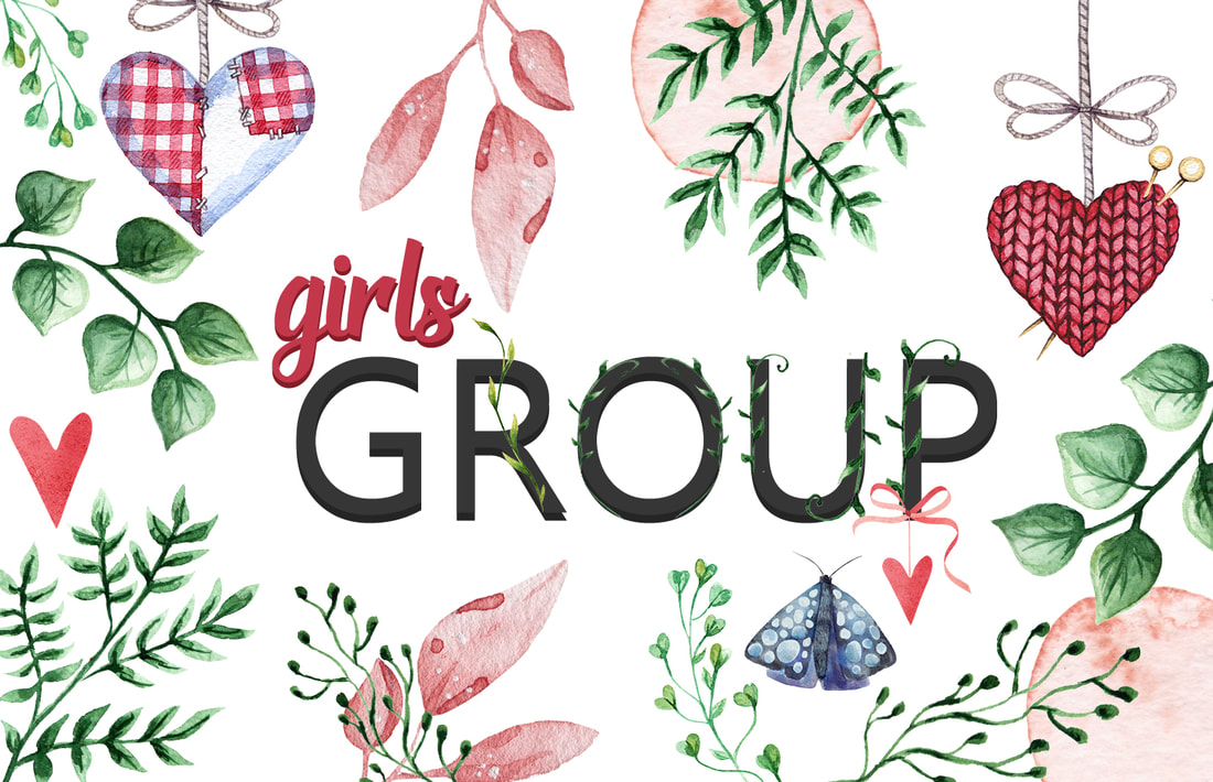 Girls Group Creative Journalling Workshops